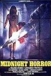 La locandina di Morirai a mezzanotte