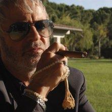 Rinaldo Talamonti è nel cast di The Fall of Redemption (ph.Francesca Casadei)