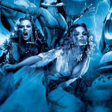 Silvia Colloca, Josie Maran ed Elena Anaya sono le tre mogli di Dracula nel film Van Helsing
