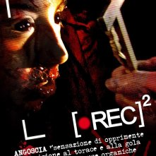 Teaser poster italiano (1) per il film Rec 2