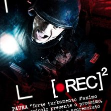 Teaser poster italiano (3) per il film Rec 2