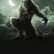 Un'immagine promo del lupo mannaro del film Van Helsing