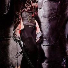 Una foto promozionale di Kate Beckinsale per il film Van Helsing