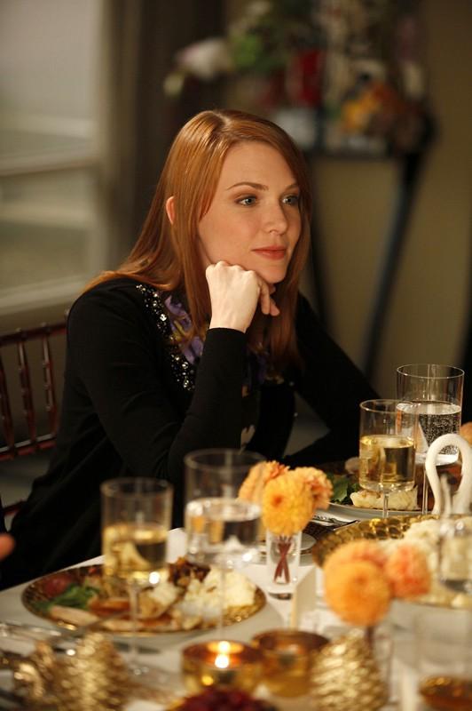 Holley Fain interpreta Mauree nella puntata Treasure of Serena Madre di Gossip Girl