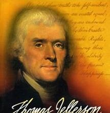 La locandina di Thomas Jefferson