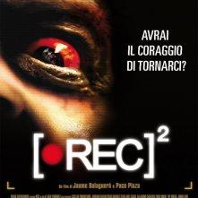 Locandina italiana per il film Rec 2