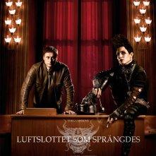 Locandina svedese del film La regina dei castelli di carta