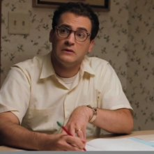 Michael Stuhlbarg in una sequenza del film A Serious Man
