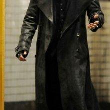 Nicolas Cage sul set del film L\'apprendista stregone