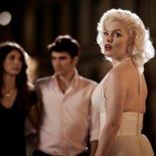 Suzie Kennedy in una scena di Io e Marilyn