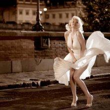 Suzie Kennedy in una sequenza di Io e Marilyn