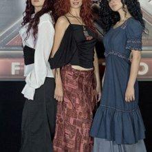 X-Factor 3: una foto promo delle Yavanna