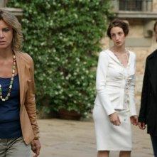 Margherita Buy, Francesca Inaudi e Fabio Volo nel film Matrimoni e altri disastri