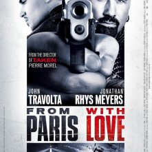Nuovo poster per il film From Paris with Love