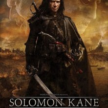 Poster francese per il film Salomon Kane