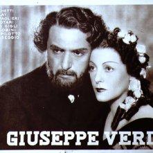 Un wallpaper di GIUSEPPE VERDI di Carmine Gallone (Italia, 1938)