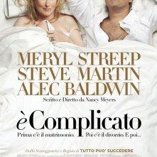 Locandina italiana di E' complicato