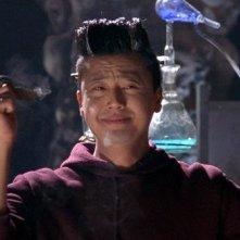 Paul H. Kim in una scena del film Transylmania