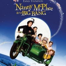 La locandina di Nanny McPhee and the Big Bang