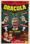 Locandina del film Dracula (1931) con Bela Lugosi.