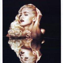 La locandina alternativa italiana di A letto con Madonna