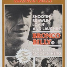 La locandina di Bronco Billy