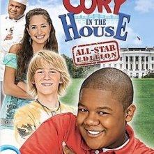 La locandina di Cory alla Casa Bianca