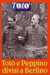 La locandina di Totò e Peppino divisi a Berlino
