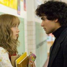 Saoirse Ronan e Reece Ritchie nel film Amabili resti