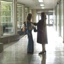 Saoirse Ronan e Susan Sarandon nel film Amabili resti