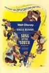 Locandina del film Disney I racconti dello zio Tom ( 1946 )