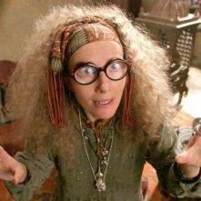 La Professoressa Cooman interpretata da Emma Thompson nel film Harry Potter e il Prigioniero di Azkaban