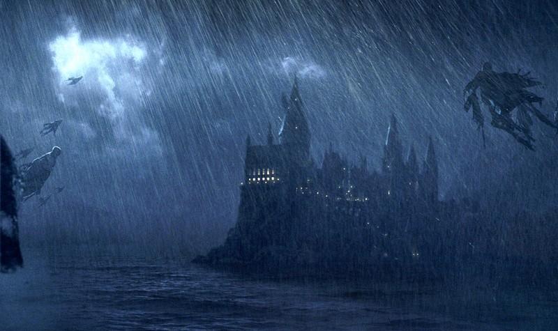 I Dissennatori Si Dirigono Ad Hogwarts Nel Film Harry Potter E Il Prigioniero Di Azkaban 141452