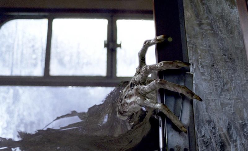 La Mano Morta Di Un Dissennatore Nel Film Harry Potter E Il Prigioniero Di Azkaban 141449