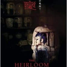 Locandina ufficiale taiwanese del film The Heirloom