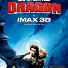 Secondo poster per How to Train Your Dragon