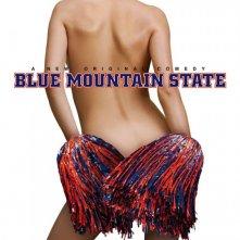 Una delle locandine di Blue Mountain State