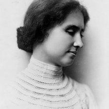 Una foto di Helen Keller