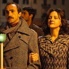 Sergio Albelli in una scena de La prima cosa bella
