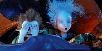 Un'immagine dei protagonisti del film Arthur e la vendetta di Maltazard