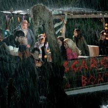 Un'immagine della Scare Boat dall'horror Hatchet