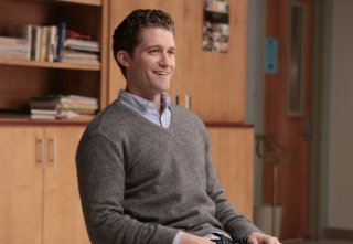Glee: Matthew Morrison nell'episodio Sectionals