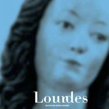 La locandina di Lourdes