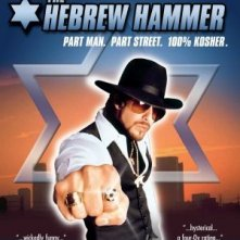 La locandina di The Hebrew Hammer