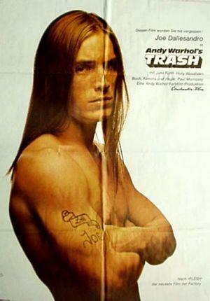 La Locandina Di Trash I Rifiuti Di New York 141776