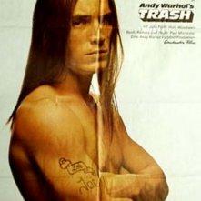 La locandina di Trash - i rifiuti di New York