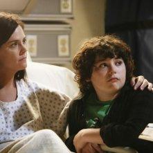 Scrubs: Audrey Kearns e Kurt Doss nell'episodio Our Role Models