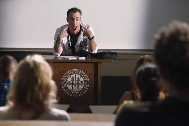 Scrubs John C Mcginley Nell Episodio Our Role Models 141849