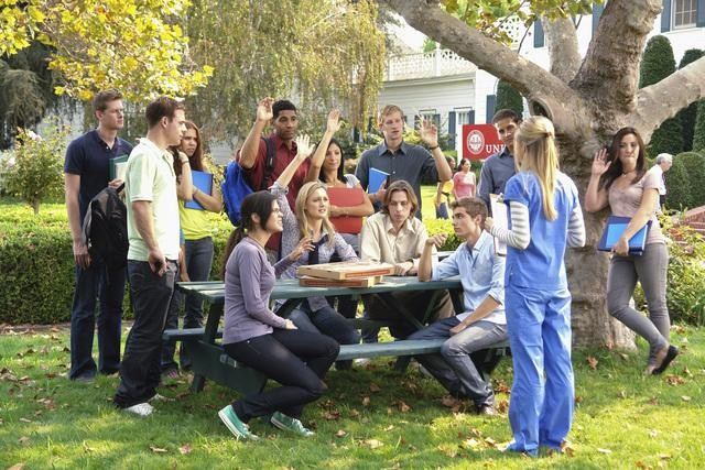 Scrubs Una Scena Dell Episodio Our First Day Of School 141850
