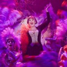 Judi Dench in una sequenza del musical Nine
